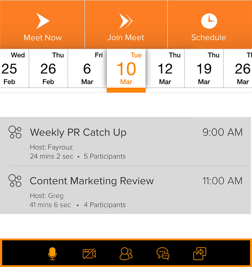 schedule-meetings-with-moxtra